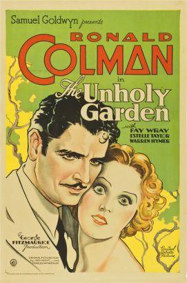 The Unholy Garden