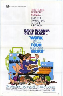 programming is a four letter word by craig bruce like work is a four letter word 1968 synopsis 303