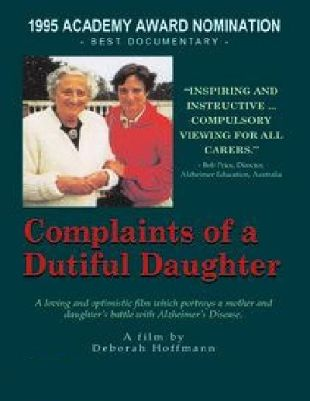 Complaints of a Dutiful Daughter
