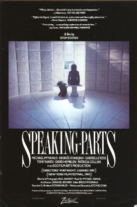Speaking Parts