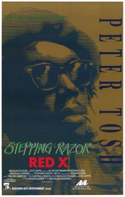 Stepping Razor Red X: The Peter Tosh Story