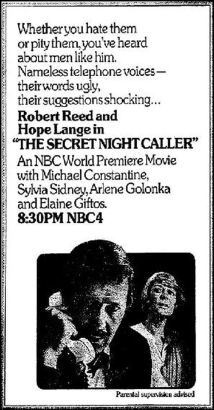 The Secret Night Caller