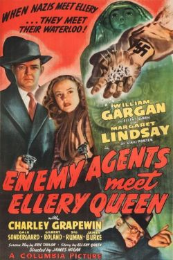 Enemy Agents Meet Ellery Queen