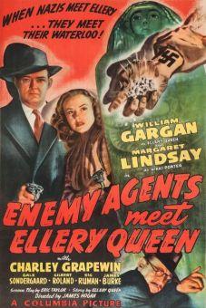 Enemy Agents Meet Ellery Queen