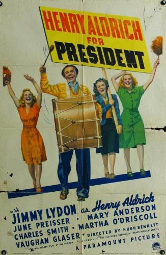 Henry Aldrich for President