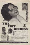 The Hot Heiress