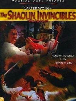 The Shaolin Invincibles