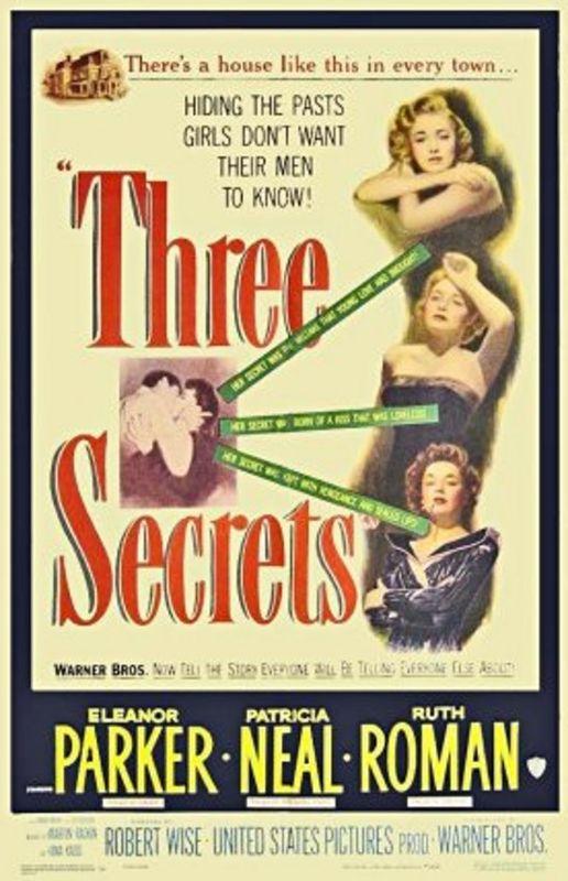 Three Secrets 1950 Review