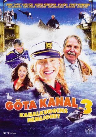 Gota kanal 3 - Kanalkungens hemlighet