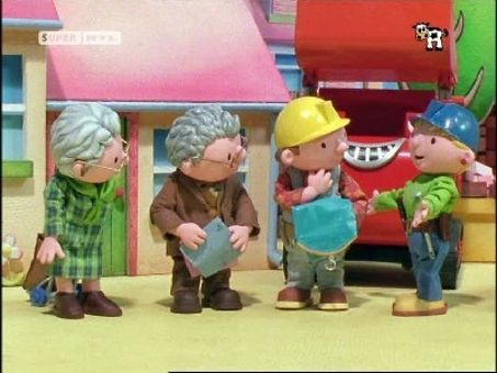 Bob the Builder : Bob's Auntie