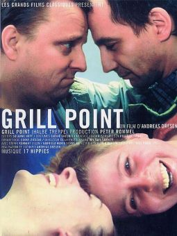Grill Point / Halbe Treppe