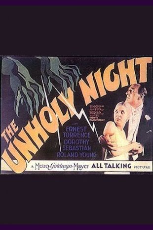 The Unholy Night