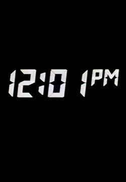 12:01 P.M.
