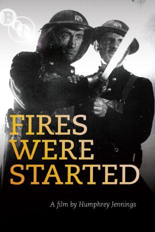 Humphrey Jennings: I Was a Fireman
