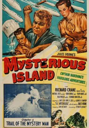 Mysterious Island [Serial]