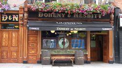 Historic Pubs of Dublin