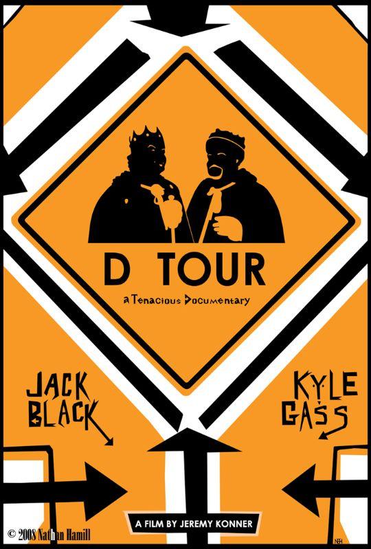 Tenacious D Tour History