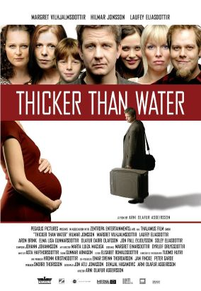 Thicker than water cast