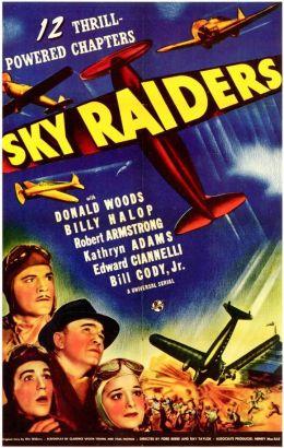 Sky Raiders [Serial]