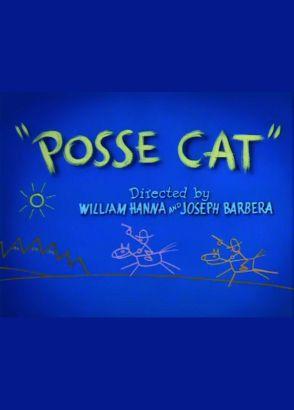 Posse Cat