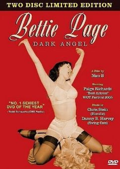 Bettie Page: Dark Angel