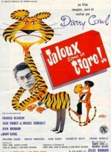 Jaloux Comme un Tigre