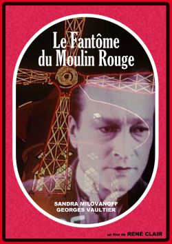 Le Fantome du Moulin Rouge