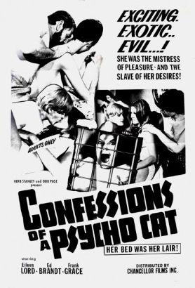 Confessions of a Psycho Cat