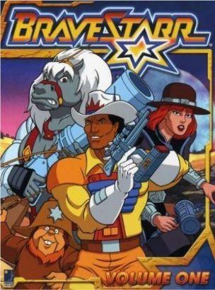 BraveStarr (1986)