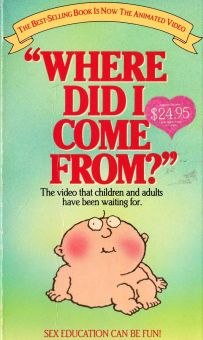 Where Did I Come From?