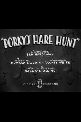 Porky's Hare Hunt