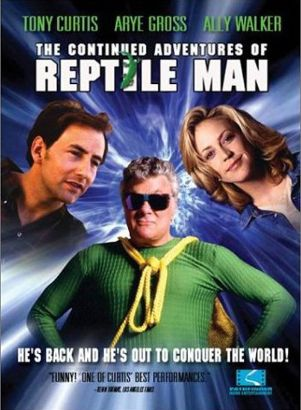 The Continued Adventures of Reptile Man and His Faithful Sidekick Tadpole