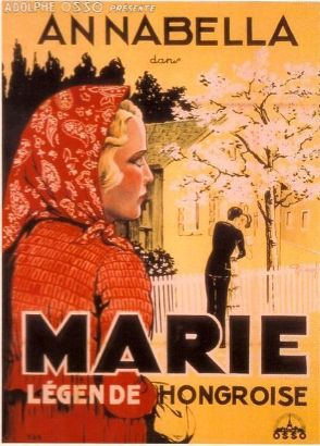 Marie Legende Hongroise