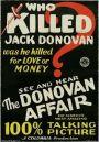 The Donovan Affair