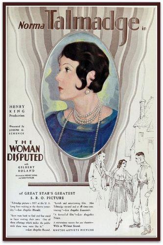 Woman Disputed