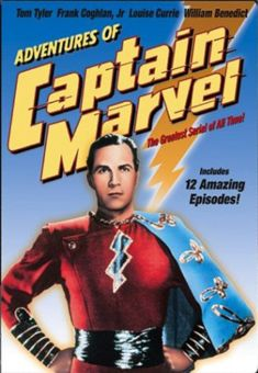 The Adventures of Captain Marvel
