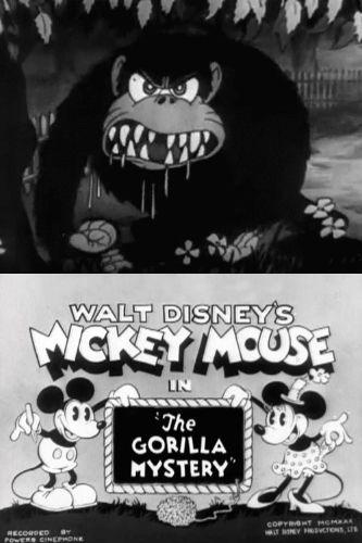 Gorilla Mystery