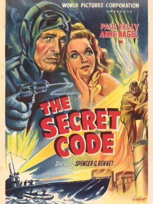 The Secret Code [Serial]