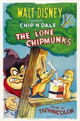 The Lone Chipmunks