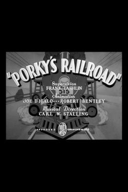 Porky's Railroad