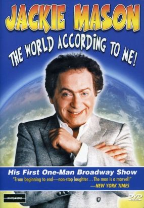Jackie Mason on Broadway