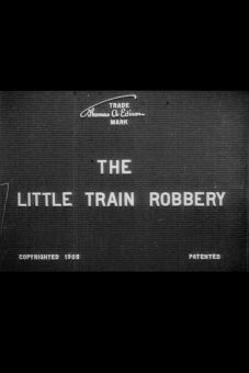 The Little Train Robbery