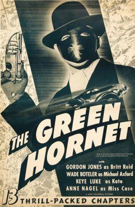 The Green Hornet Strikes Again [Serial]