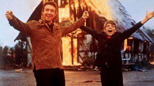 Hurra, Die Schule Brennt