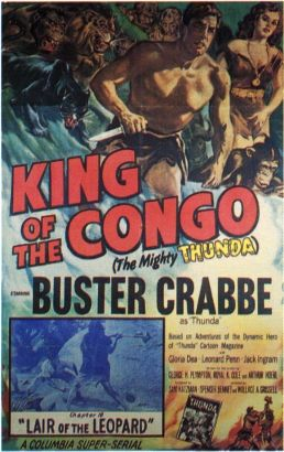 King of the Congo [Serial]