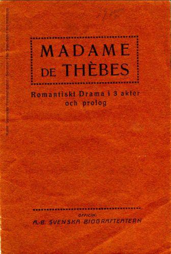 Madame de Thebes