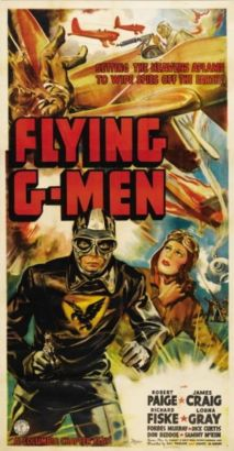 Flying G-Men [Serial]