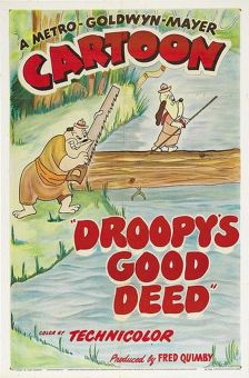Droopy's Good Deed