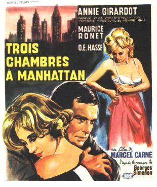 Trois Chambres a Manhattan