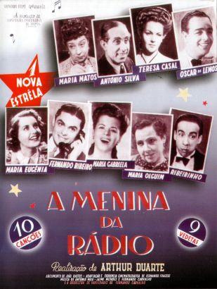 A Menina Da Radio